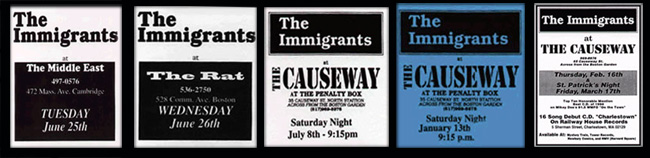 Immigrant Gigs